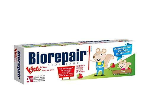2 stück biorepair juniour kinder microrepair zahnpasta 50ml (packung mit zwei) Schutz- emaille & REPARATUR von säure erosion und plaque feilen risse / löcher sicher 0 -13ys