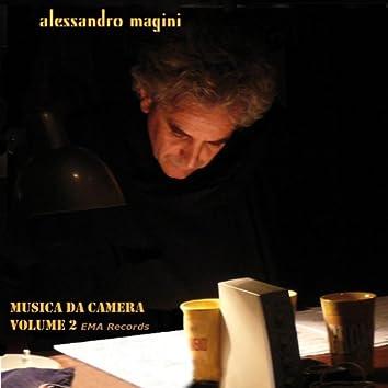 Alessandro Magini : Musica da camera, vol. 2