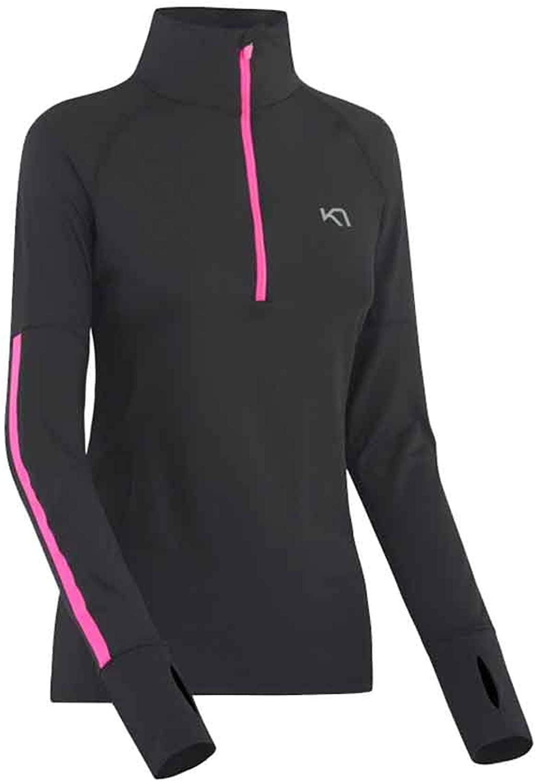 Kari Traa Women's Trove HalfZip Running Jacket