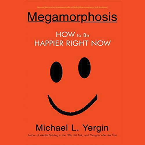 Megamorphosis audiobook cover art