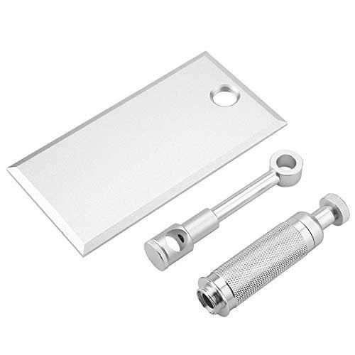 Mikroskopständer, Mikroskophalter Ständer Verstellbare Halterung nach oben 12 mm Mikroskopständerhalter
