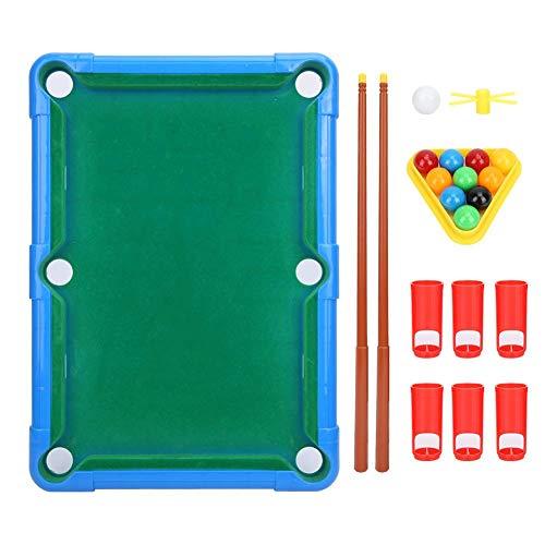 Tihebeyan kinderen mini biljart bal zwembad tafel spel ABS klassieke tafel TOP biljart entertainment rekwisieten
