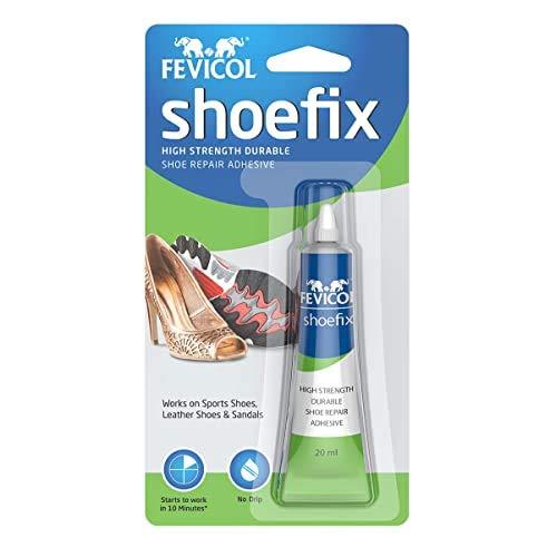 Fevicol Shoefix High Strength Durable Shoe Repair Adhesive (20ml)