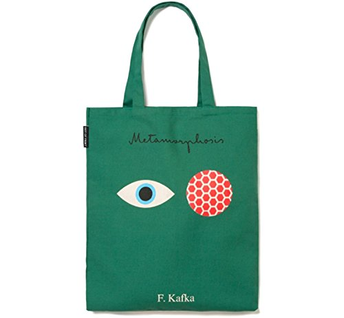 [Out of Print] Franz Kafka/The Metamorphosis and The Castle Tote Bag
