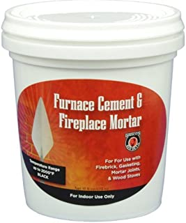 MEECO'S RED DEVIL 1373 Furnace Cement and Fireplace Mortar