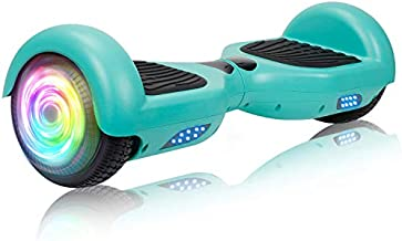 SISIGAD Hoverboard Self Balancing Scooter 6.5