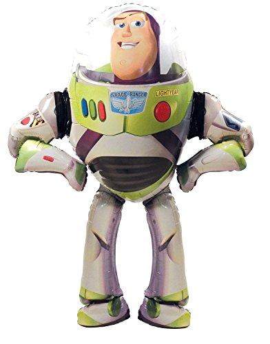 Pixar Amscan International Cartoon Balloons Buzz l'Éclair