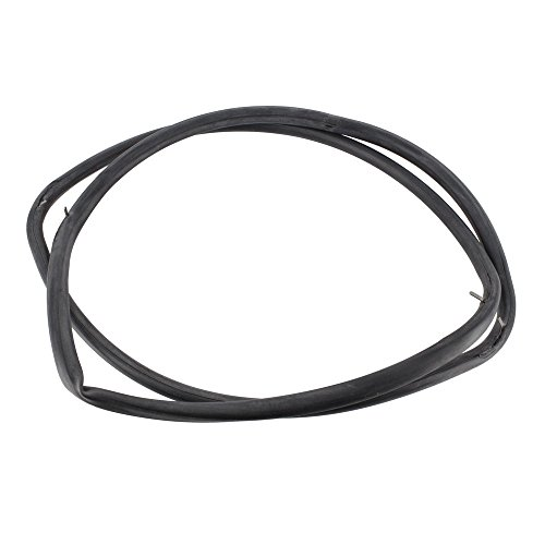 Flavel P098715 Genuine Original Rangemaster/Leisure Universal Range Cooker 4-Sided Door Seal with Stretch-to-Fit Clips