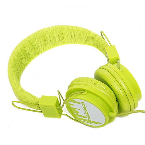 Nickelodeon NIC-1774 Headphone für Kids grün