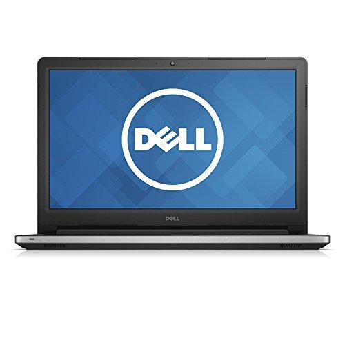 Dell Inspiron i5559-1348SLV 15.6 Inch Touchscreen Laptop (Intel Core i3, 4 GB RAM, 500 GB HDD, Silver Matte) Intel Real...