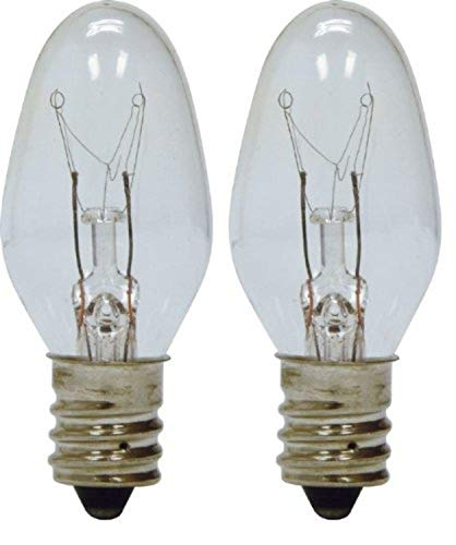 e12 Base Incandescent Light Bulb - 1