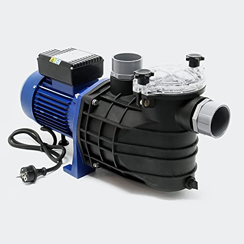 WilTec -  Pool Pumpe 22500 l/h
