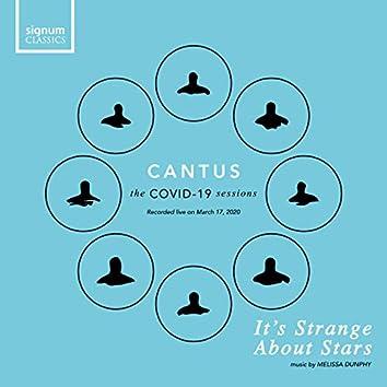 It's Strange About Stars (Live)