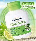 STANHOME Stan Wick Lime - Verde - Deodorante per Ambienti con stoppino