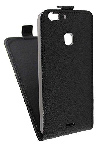 caseroxx Flip Cover für UMi Iron Pro, Tasche (Flip Cover in schwarz)
