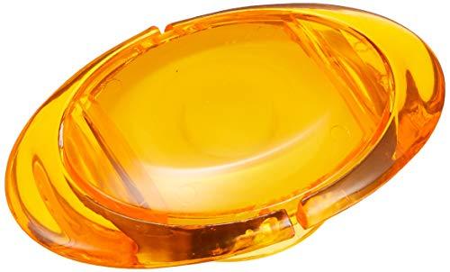 日本クリエイティブ FLOW シャンパン ストッパー オレンジ 1個