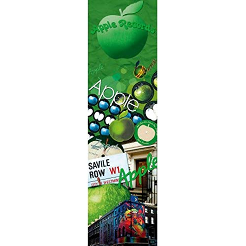 Beatles - Bookmark Apple Montage (in One Size)