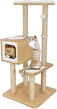 Best wooden cat tree Reviews