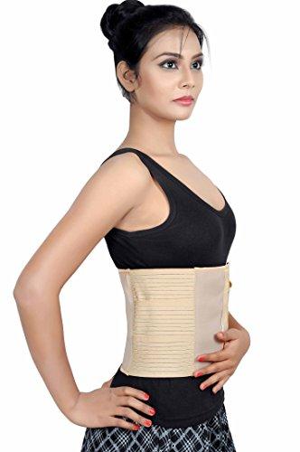 Wonder Care Abdominal Belt after c section delivery for waist line adjustable reduction tummy trimmer brace for Men & Women Fat Burner Belly Slimming Wrap (XXL)
