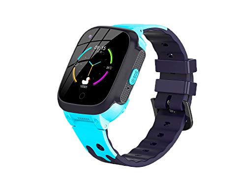 InnJoo Reloj Inteligente Smartwatch Niño Kids Watch 4G Azul