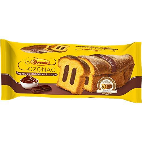 Stollen/Cozonac/mit Schokolade-Rum Füllung