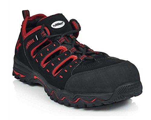 RUNNEX 5123 LightStar Sicherheitsschuh Sicherheitsschuhe Arbeitsschuhe Sandale, Größe:41