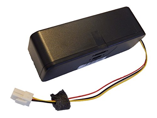 INTENSILO Li-Ion Batteria 6000mAh (14.4V) per Samsung Navibot SR8730, SR8750 Light, SR8824, SR8825, SR8828, SR8830, SR8840 sostituisce VCA-RBT20.