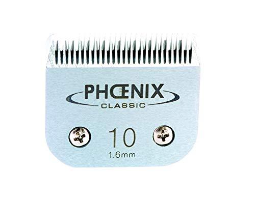 Phoenix Tête de Coupe N° 10 pour Chien 1,6 mm
