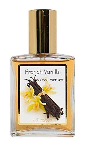 Camille Beckman Eau De Parfum Spray, French Vanilla, 2 Ounce