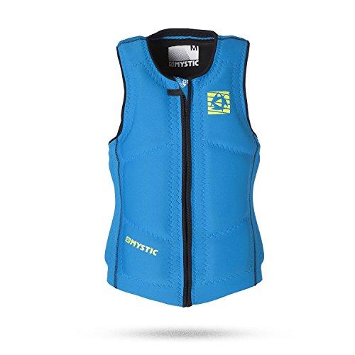 Mystic Brand Wakeboard Zip Vest 2019 - Blue