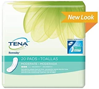 TENA Intimates Moderate Regular 120/Case