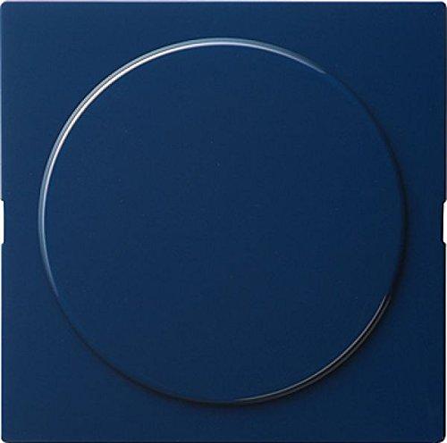 Gira 026846 Blindabdeckung mit Tragring S, blau