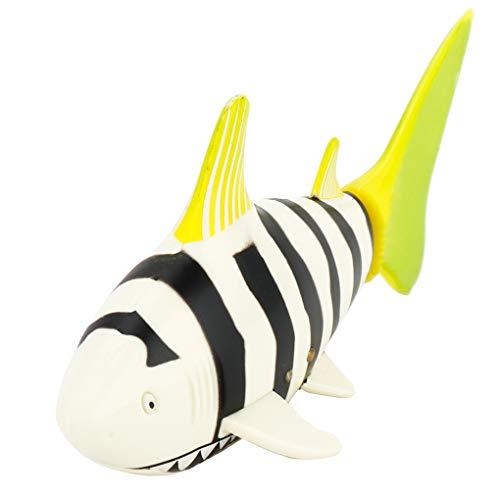 Vkospy 3CH 4 Way RC Fisch-Boot 27/40 MHz Mini-Funk-Fernbedienung elektronischen Spielzeug für Kinder Geburtstags-Geschenk-Can-Verpackung