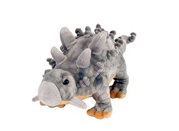 Wild Republic Ankylosaurus Plush Dinosaur Stuffed Animal Plush Toy Gifts For Kids Dinosauria 10 Inches