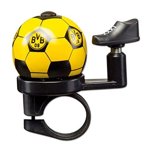 Borussia Dortmund Fahrradklingel, Klingel BVB 09 - Plus Lesezeichen I Love Dortmund