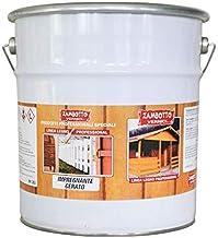 4 impregneermilk met oplosmiddel voor hout voor binnen en buiten, 5 liter, 122 - grenen, 5 l