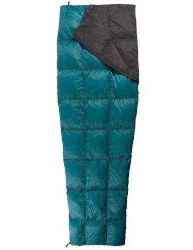 Sea to Summit Traveler TR1 Schlafsack mit Reißverschluss für Linkshänder, Größe L, Blaugrün