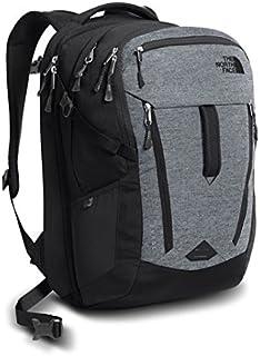 The North Face Surge Backpack - Mid Grey-Asphalt Grey Melange