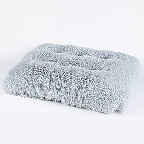 スーパーソフトウォームドーナツベッドフリースフフのペットの毛布のための小さな中犬と猫SW021,53*30*10cm