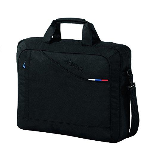 American Tourister Cartella per laptop AT Business III 12 liters Nero (Black) 46866 1041