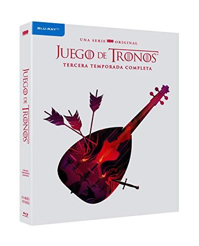 Juego De Tronos Temporada 3 Ed.Limitada R.Ball Blu-Ray [Blu-ray]