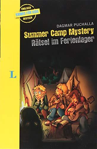 Summer Camp Mystery – Rätsel im Ferienlager - zweisprachig Deutsch - Englisch: Krimi für Kids (Krimis für Kids)
