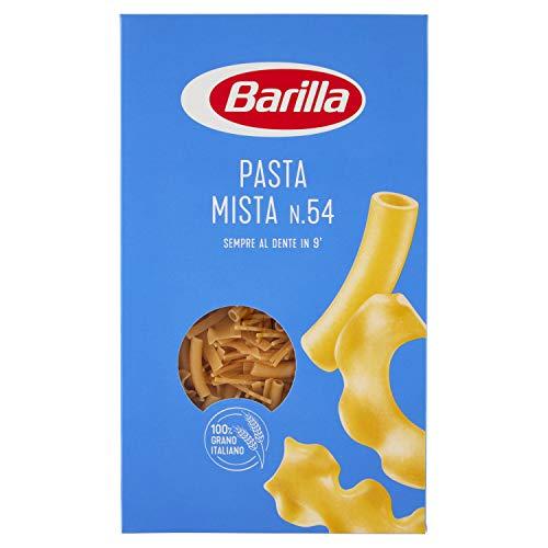 10x Pasta Barilla Pasta mista Nr. 54 italienisch Nudeln 500 g pack