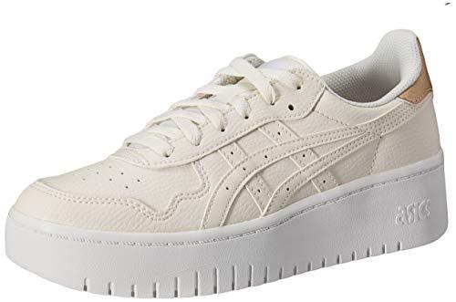 ASICS Women's Japan S PF Shoes, 7.5M, Cream/Cream