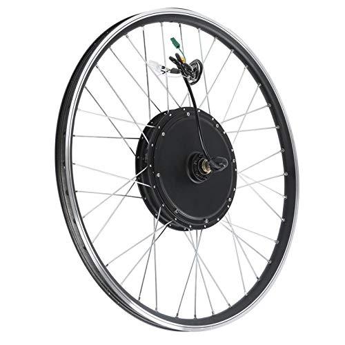 SALUTUYA Motore Elettrico ad Alta Potenza Ki ad Alte Prestazioni di conversione per Mountain Bike Stabile, Kit di conversione per Bici elettrica per Mountain Bike, per Biciclette