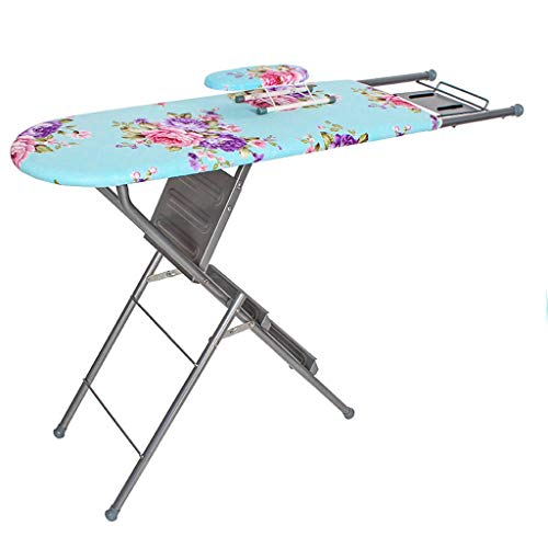 New Ironing Board Household Ladder Folding Ironing Board Reinforced Steel Mesh Ironing Clothes Rack ...
