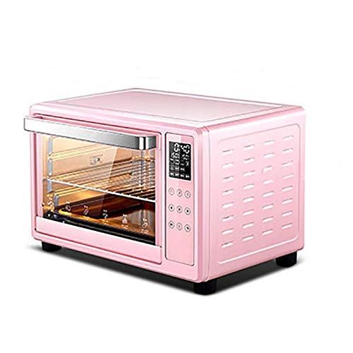 POST Grille-pain, électrique Mini-four avec double plaque chauffante et Grill électrique Mini four avec minuterie, automatique Mini Petit four électronique, machine de cuisson