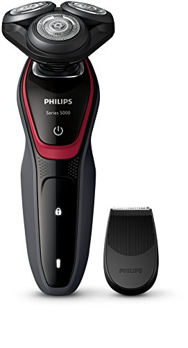 PHILIPS Shaver Series 5000 Rasoio Elettrico per rasatura a Secco