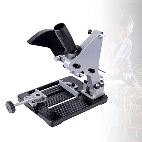 EFGS Angle Grinder Attachments 45° Angle Adjustment, Mitre Saw Stand Extended Non-slip Handle,table Grinder Surface For Precision Cutting