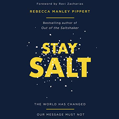 Stay Salt cover art